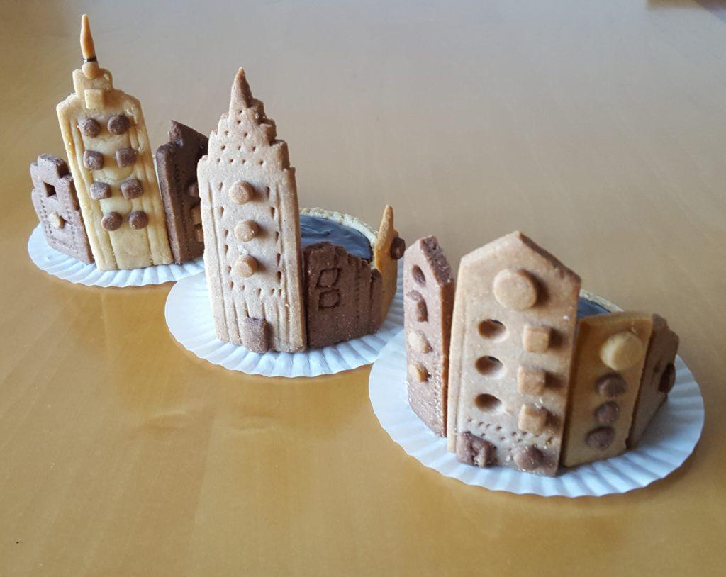 Le Città Invisibili - Le crostate ispirate alle città immaginarie di Italo Calvino