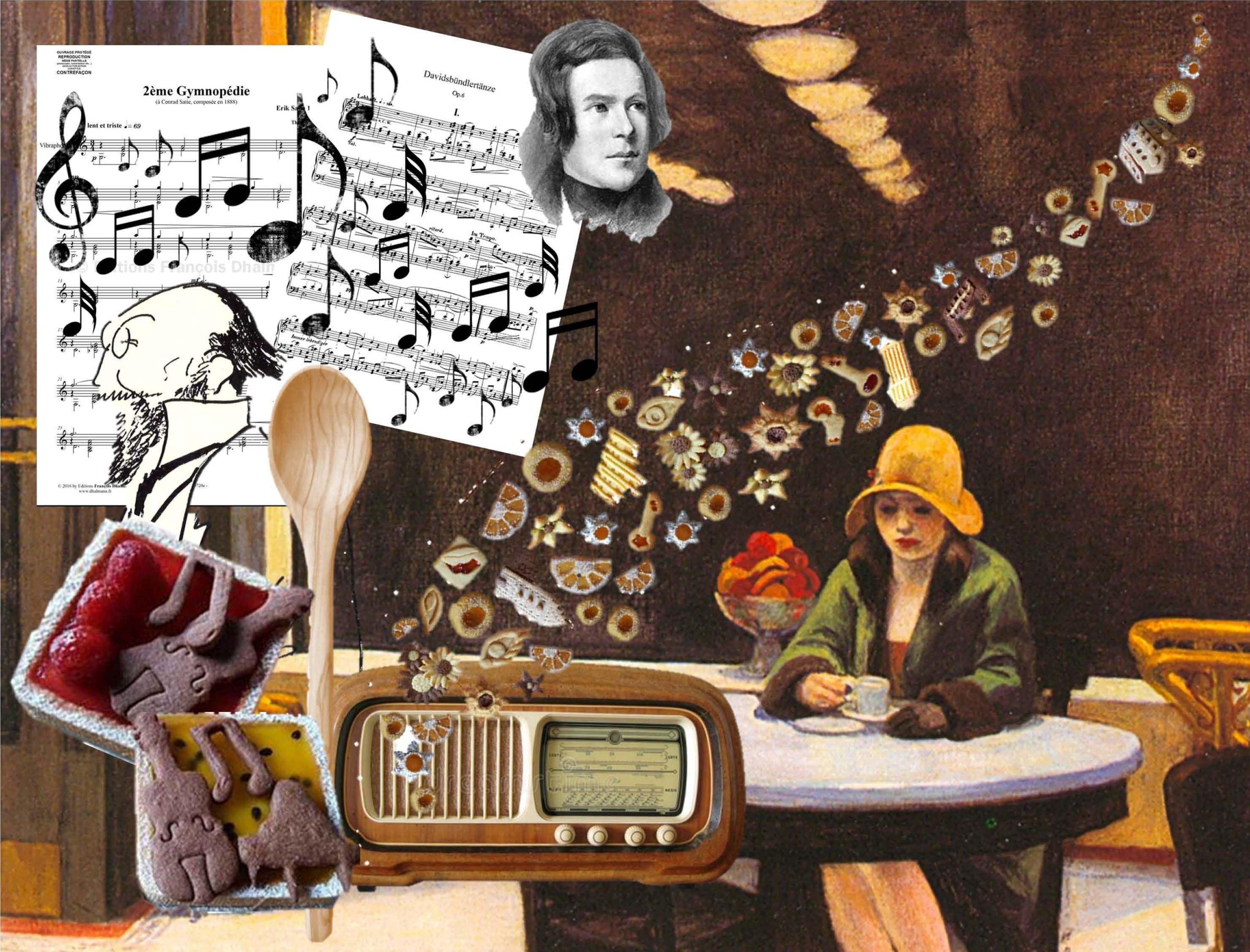 Musica per le mie papille! Musica e percezione del dolce