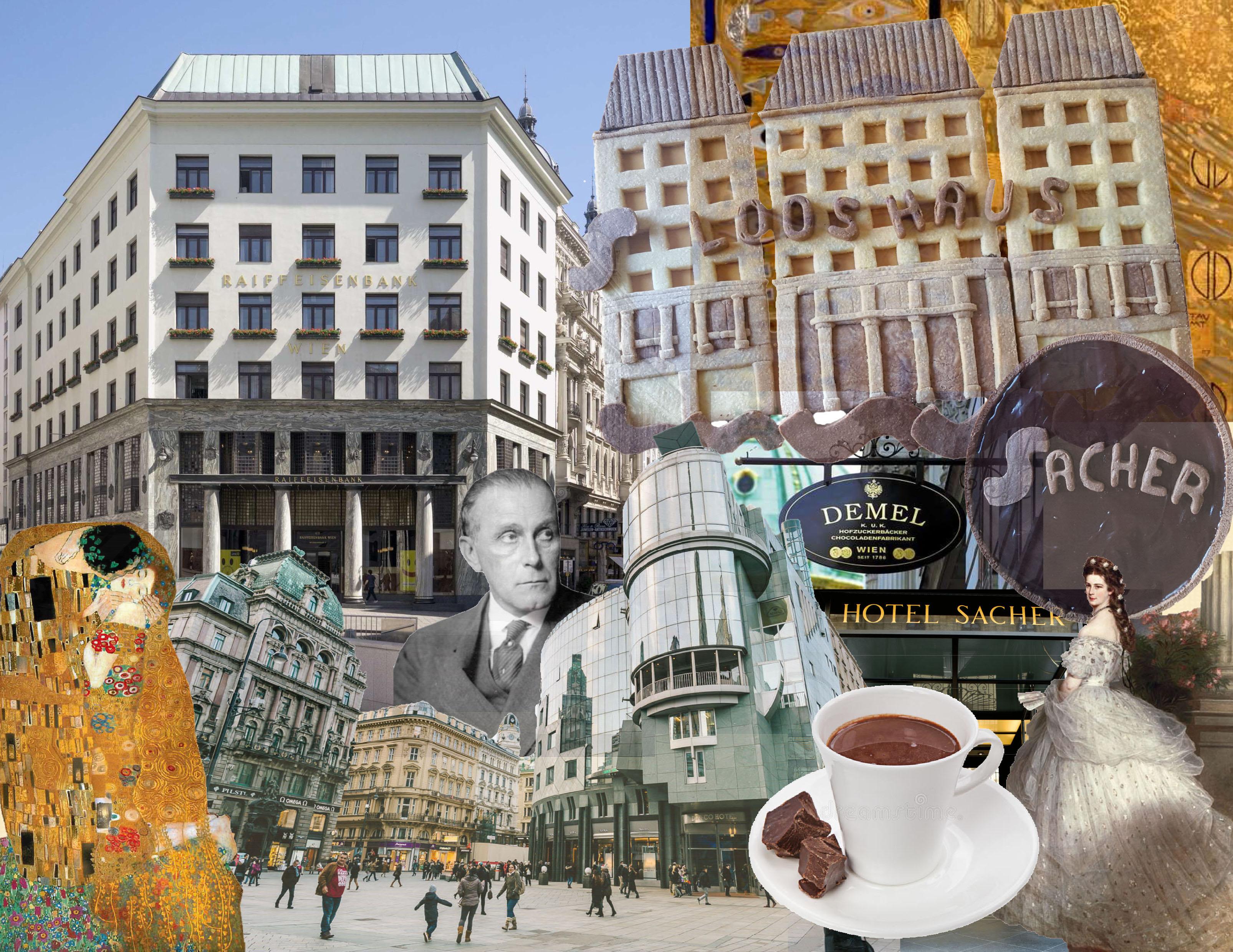 Vienna, tra le architetture di Adolf Loos e una fetta di SacherTorte