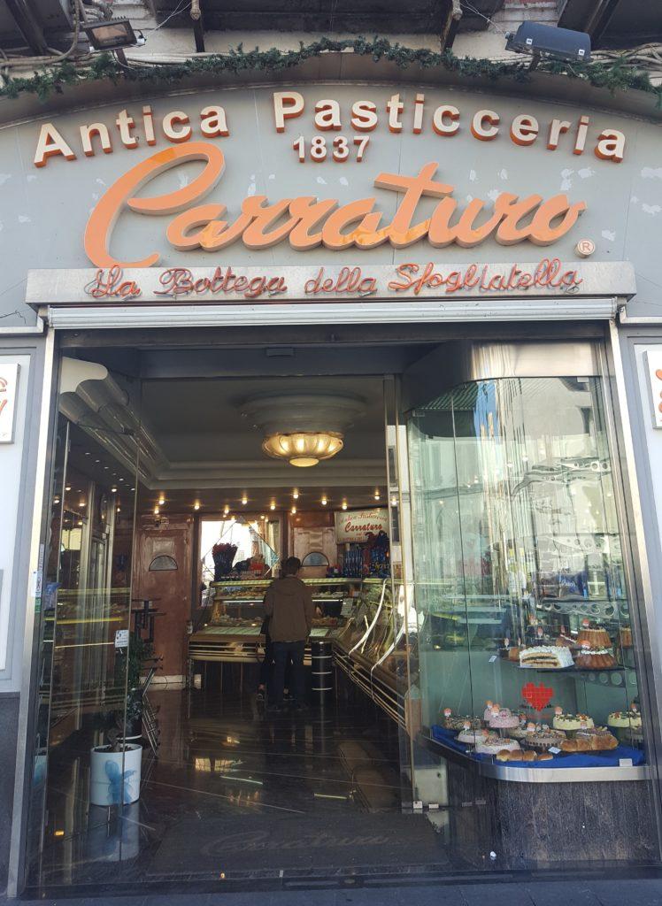 Napoli Pasticciera! Le 5 pasticcerie scelte nel mio weekend partenopeo