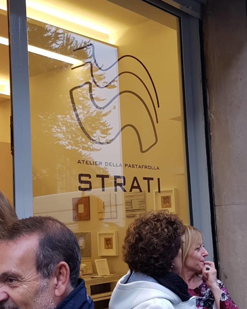 Strati Atelier: un Laboratorio-Boutique dove protagonista è la Pastafrolla